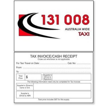 taxi cab receipt template .